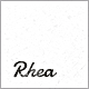 Rhea - ThemeForest Item for Sale