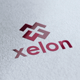 Xelon Logo - GraphicRiver Item for Sale