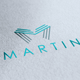 Martin Logo - GraphicRiver Item for Sale
