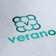 Verano Logo - GraphicRiver Item for Sale