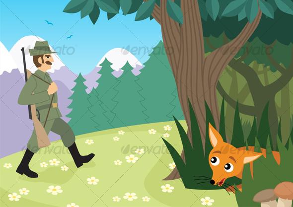 GraphicRiver Hunting Season 87787