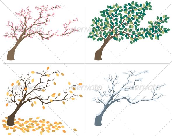 GraphicRiver Seasons 88776