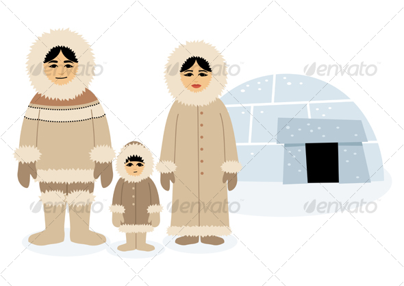 GraphicRiver Eskimos 88783