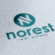 Norest Logo - GraphicRiver Item for Sale