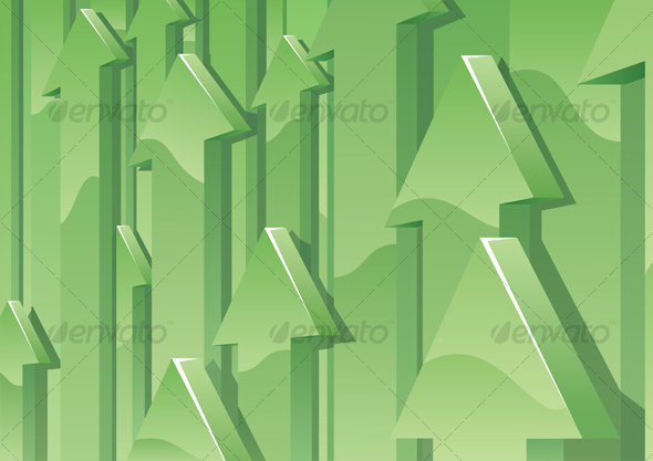 GraphicRiver Arrows Background 95409