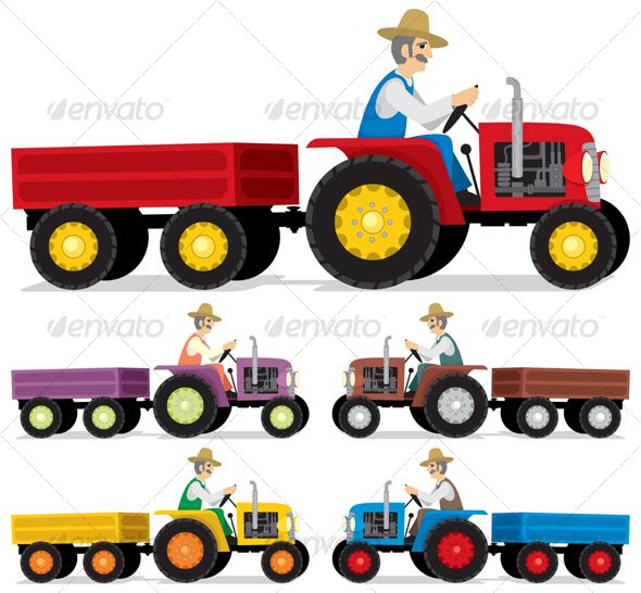 GraphicRiver Farmer 97967