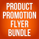 Product Promotion Flyer Bundle #1 - GraphicRiver Item for Sale
