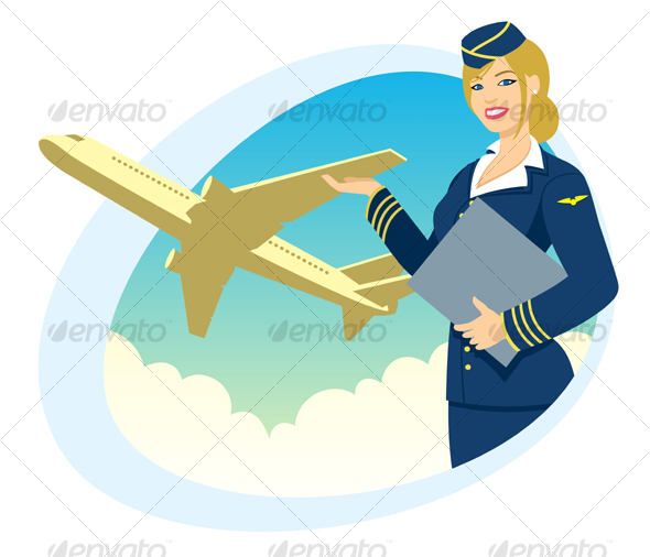 GraphicRiver Air Travel 102632