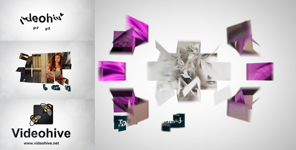 VideoHive Real Unfold Slideshow 2933622