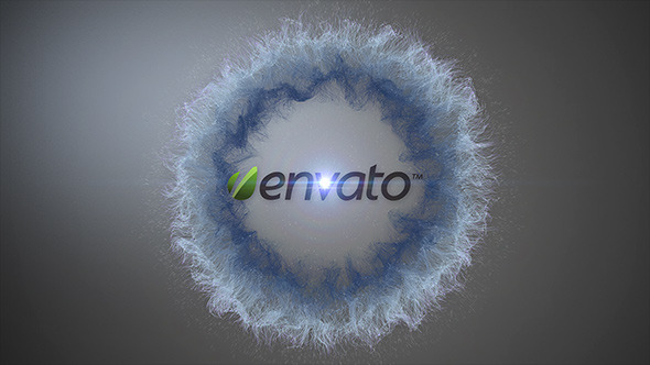VideoHive Particle Bang Logo Reveal 2961543