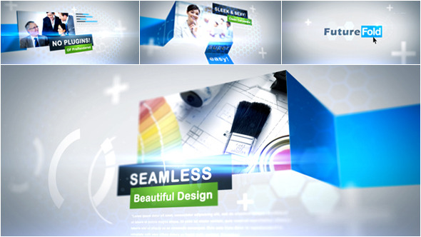 After Effects Project - VideoHive Future Fold 2963292
