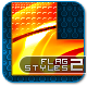 Flag Styles 2 - GraphicRiver Item for Sale