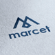 Marcet Logo - GraphicRiver Item for Sale