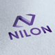 Nilon Logo - GraphicRiver Item for Sale