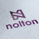 Nolton Logo - GraphicRiver Item for Sale