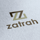 Zatrah Logo - GraphicRiver Item for Sale