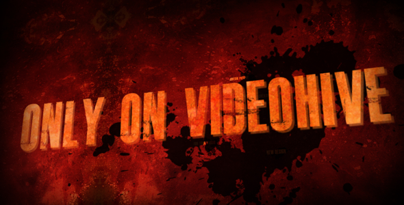 After Effects Project - VideoHive GRUNGE SPOTS 105079