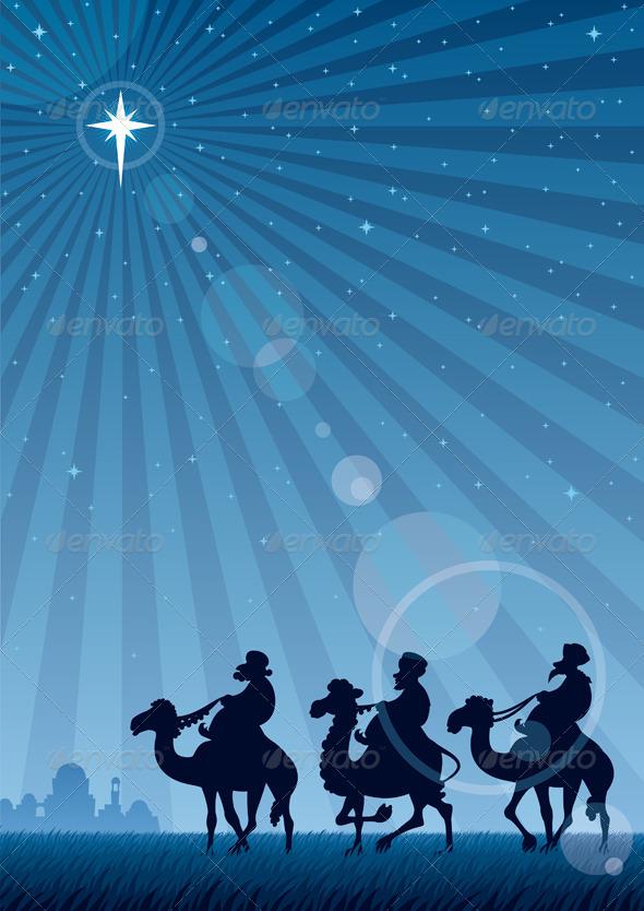 GraphicRiver Star of Bethlehem 135625