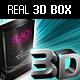Real 3D Box Generator & Template! - GraphicRiver Item for Sale