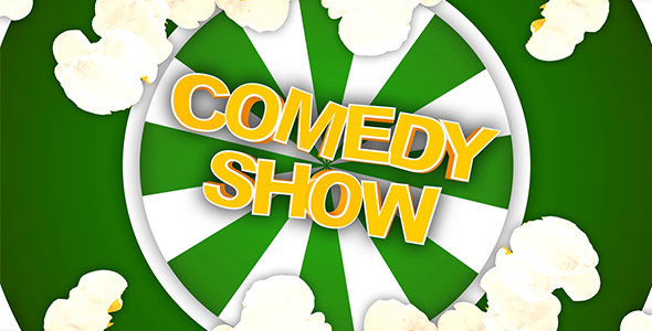 VideoHive Comedy Show Broadcast Pack 2971540