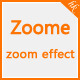 Zoome - jQuery Image Zoom Effect Plugin - CodeCanyon Item for Sale