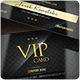 Vip Card - GraphicRiver Item for Sale