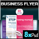 Multipurpose Corporate Business Flyer - GraphicRiver Item for Sale