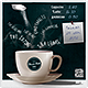 I Listen to a Coffee All Day - Cafe Music - GraphicRiver Item for Sale