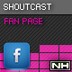 Shoutcast Radio Fan Page - ActiveDen Item for Sale