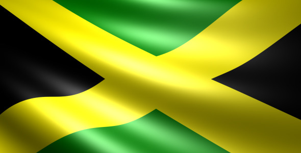 VideoHive Jamaica Flag 2979349