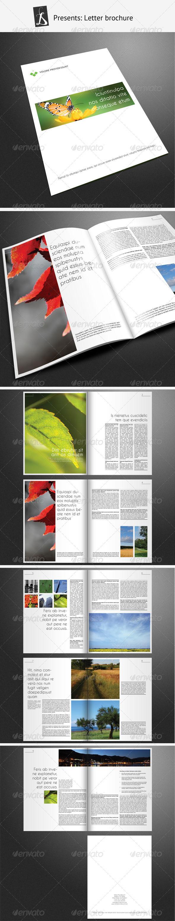 GraphicRiver Corporate Brochure 11 308609