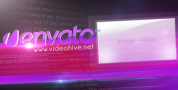 After Effects Project - VideoHive N-Pro 2981169