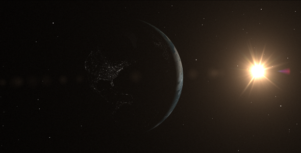 After Effects Project - VideoHive Epic Earth 308650