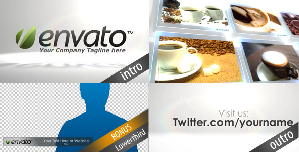 VideoHive Coffee Shop or Any Store Promo 2983291