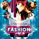 Fashion Trendz Party Flyer - GraphicRiver Item for Sale
