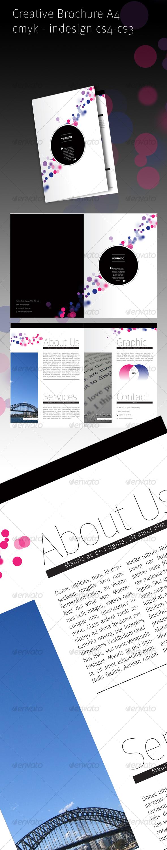 GraphicRiver Creative Brochure A4 104265