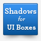 Shadow Pack Collection for UI Boxes - GraphicRiver Item for Sale