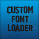 Android App Custom Font Loader - CodeCanyon Item for Sale