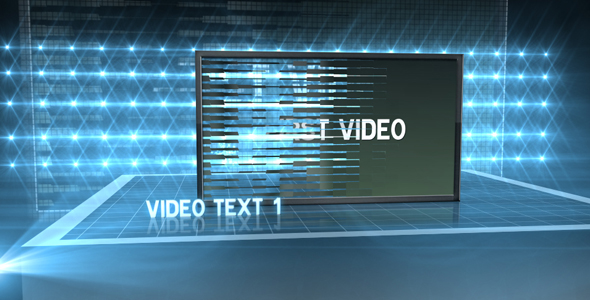 After Effects Project - VideoHive STAGE LIGHTS 106645