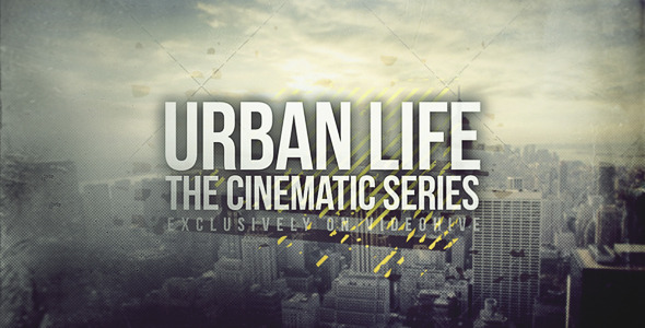 VideoHive Urban Life Opener 2970764