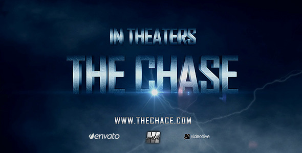 VideoHive The Chase Cinematic Trailer 2999230