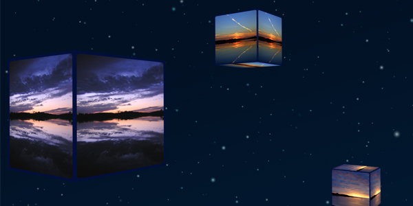 After Effects Project - VideoHive Cube intro 106279