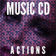 Music CD Photoshop Actions - GraphicRiver Item for Sale