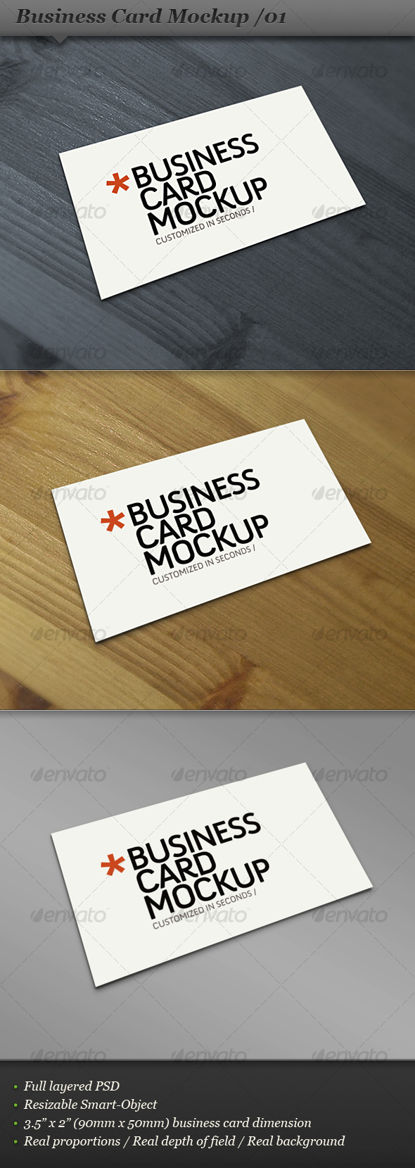 GraphicRiver Business card mockup display Smart template 01 106976