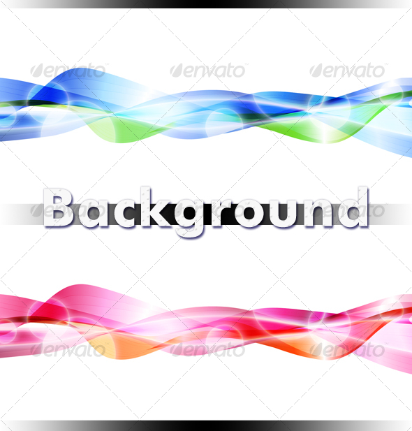 GraphicRiver Wavy Background 106988