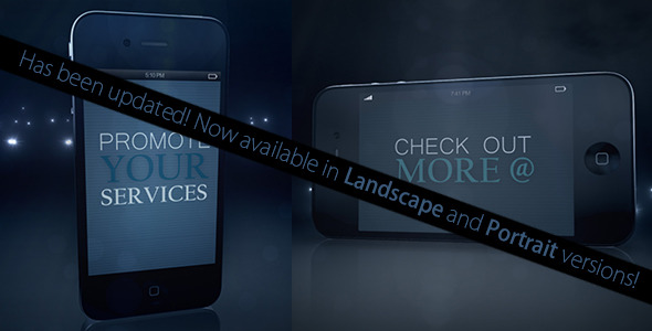 After Effects Project - VideoHive Moonlight Smartphone Edition 2859141