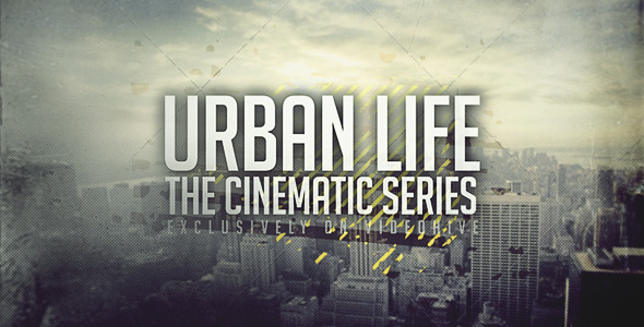 After Effects Project - VideoHive Urban Life Opener 2970764