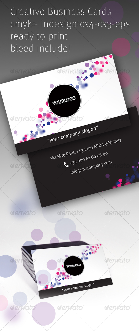GraphicRiver Creative Business Card 107144