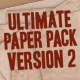 Ultimate Paper Pack: Version II - GraphicRiver Item for Sale