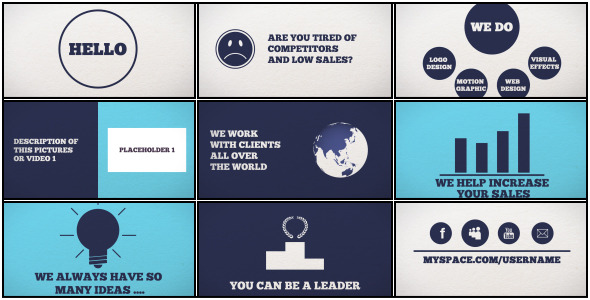 VideoHive The Business Promotion 2 2968661